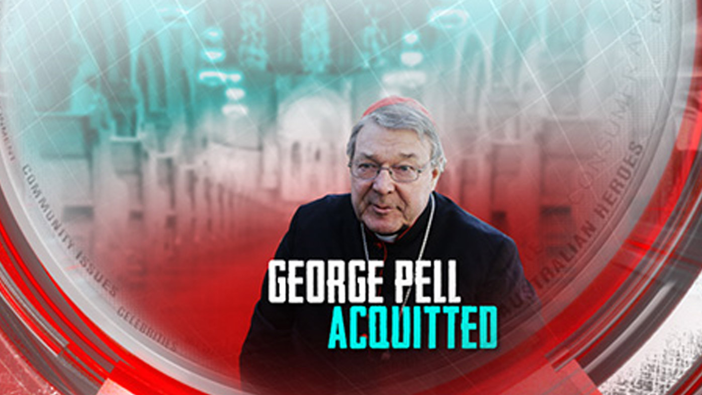 George Pell acquitted