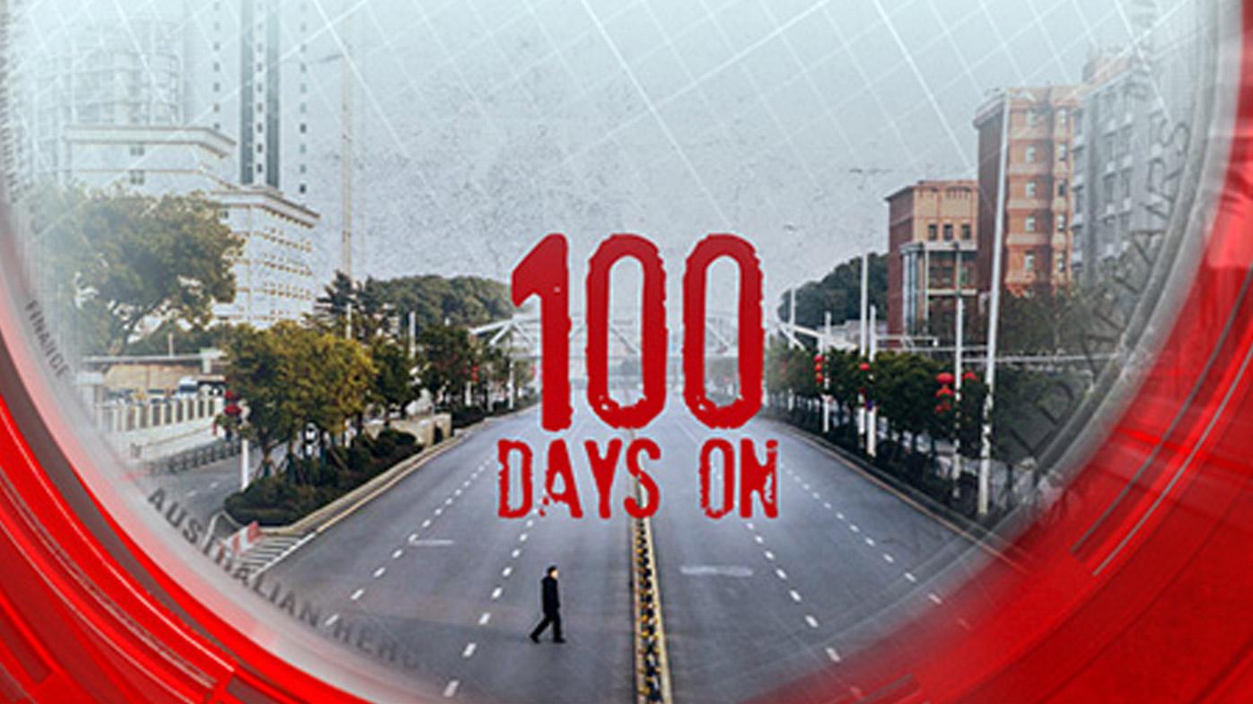100 days on