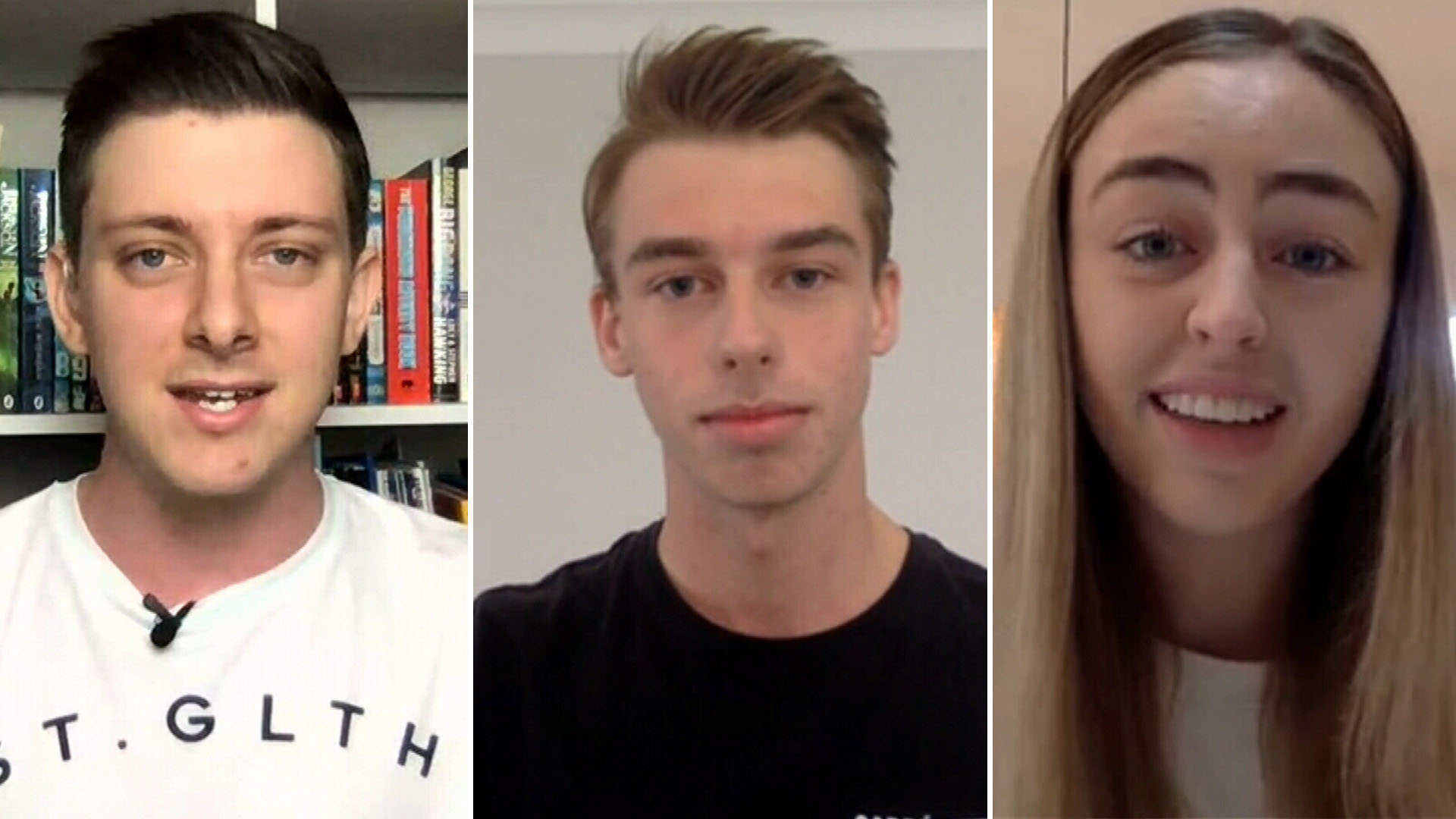 Coronavirus: Three Year 12 students on how school closures has affected their learning