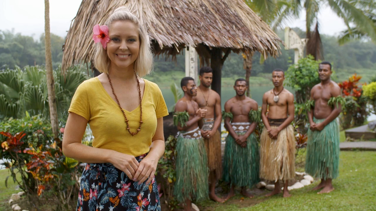 Fiji Village Tour