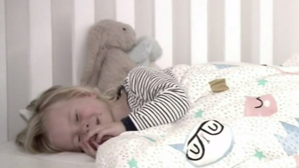 Fixing kids' poor sleep routines