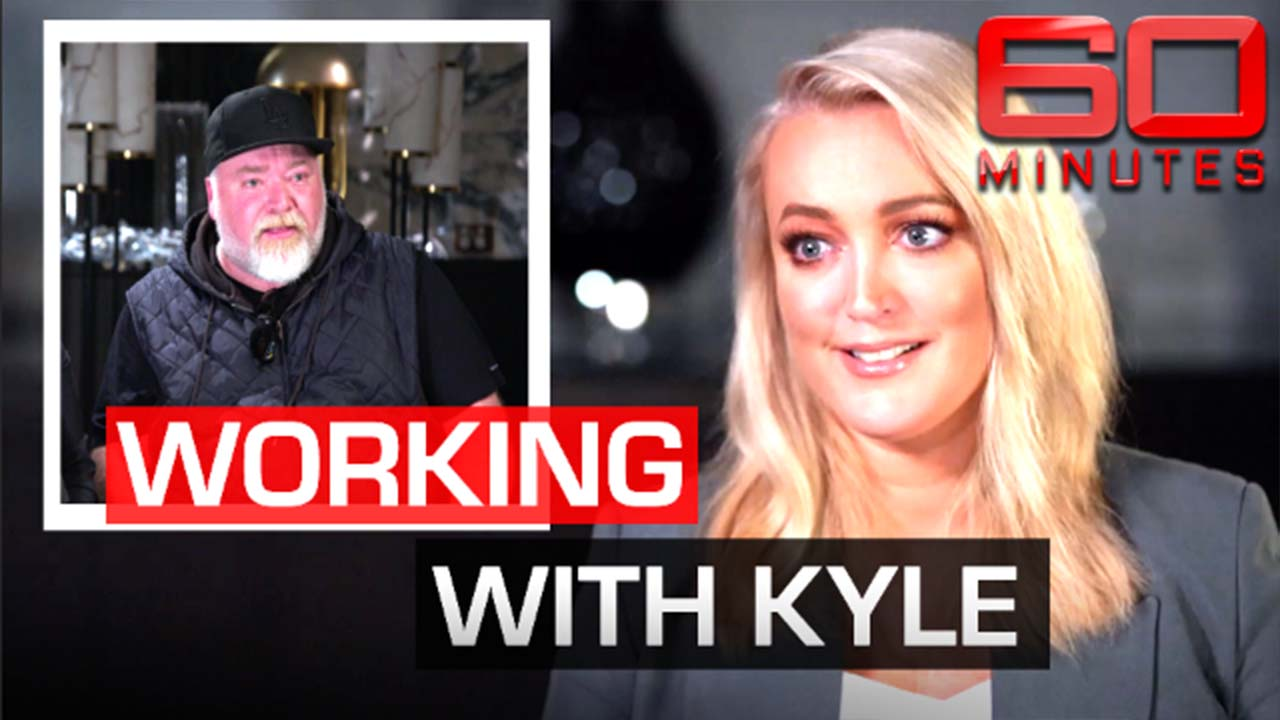 Jackie O on working with Kyle Sandilands for 20 years