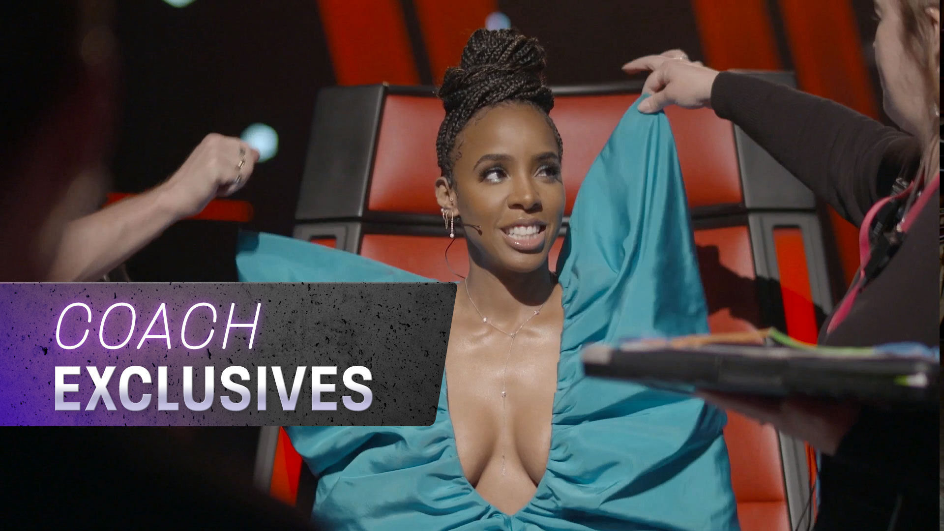 The Voice 2020: Can we talk about Kelly Rowland's amazing dress?