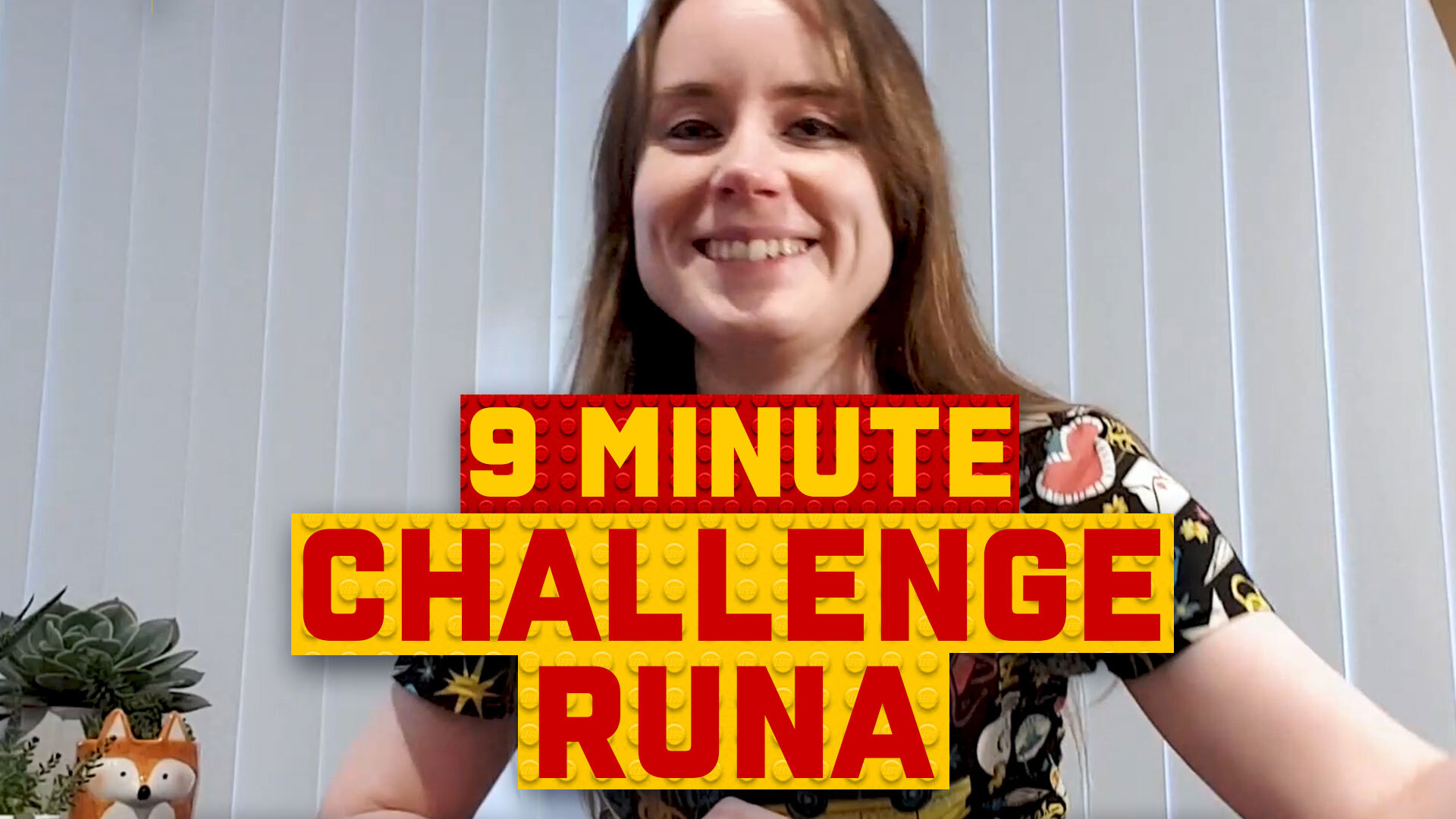 9-Minute Speed Build Challenge: Runa
