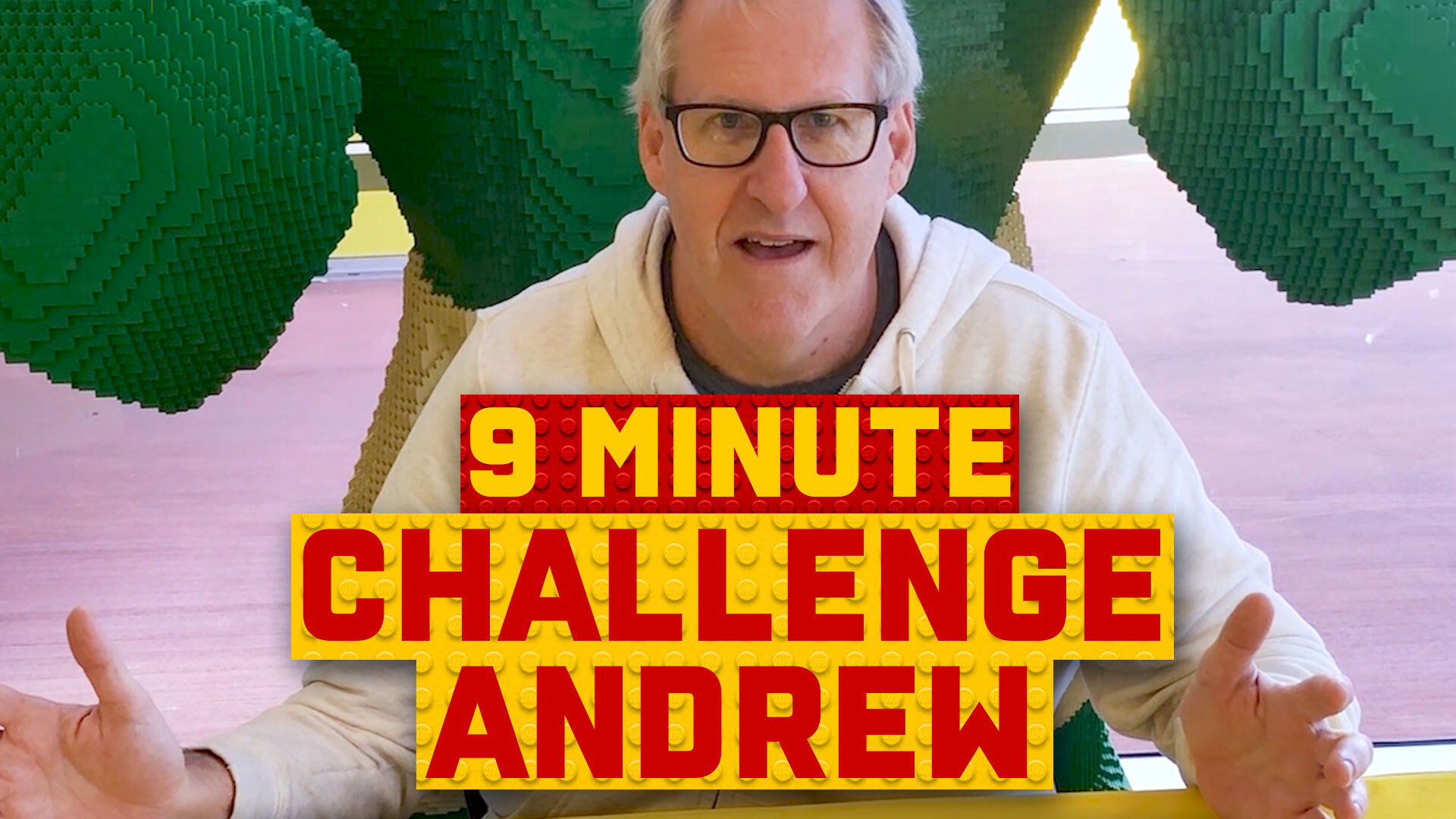 9-Minute Speed Build Challenge: Andrew