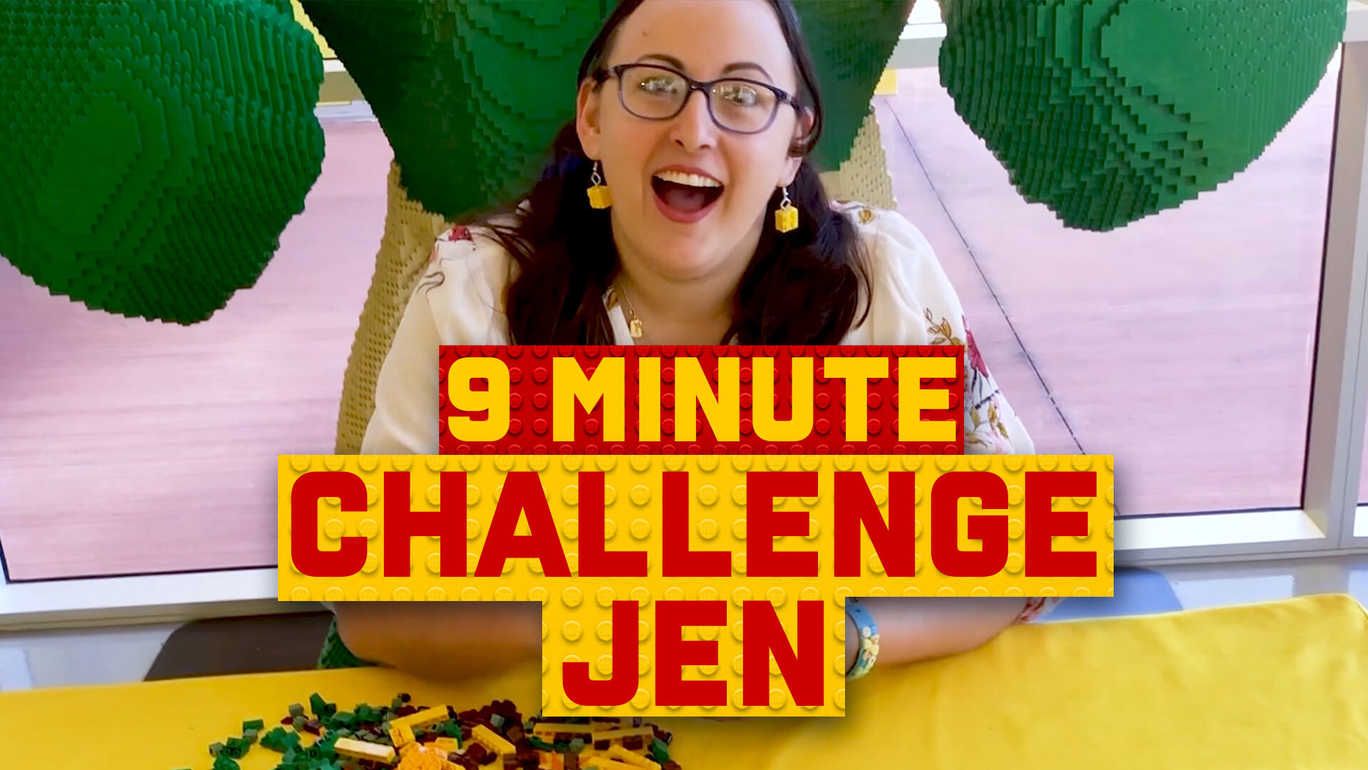 9-Minute Speed Build Challenge: Jennifer