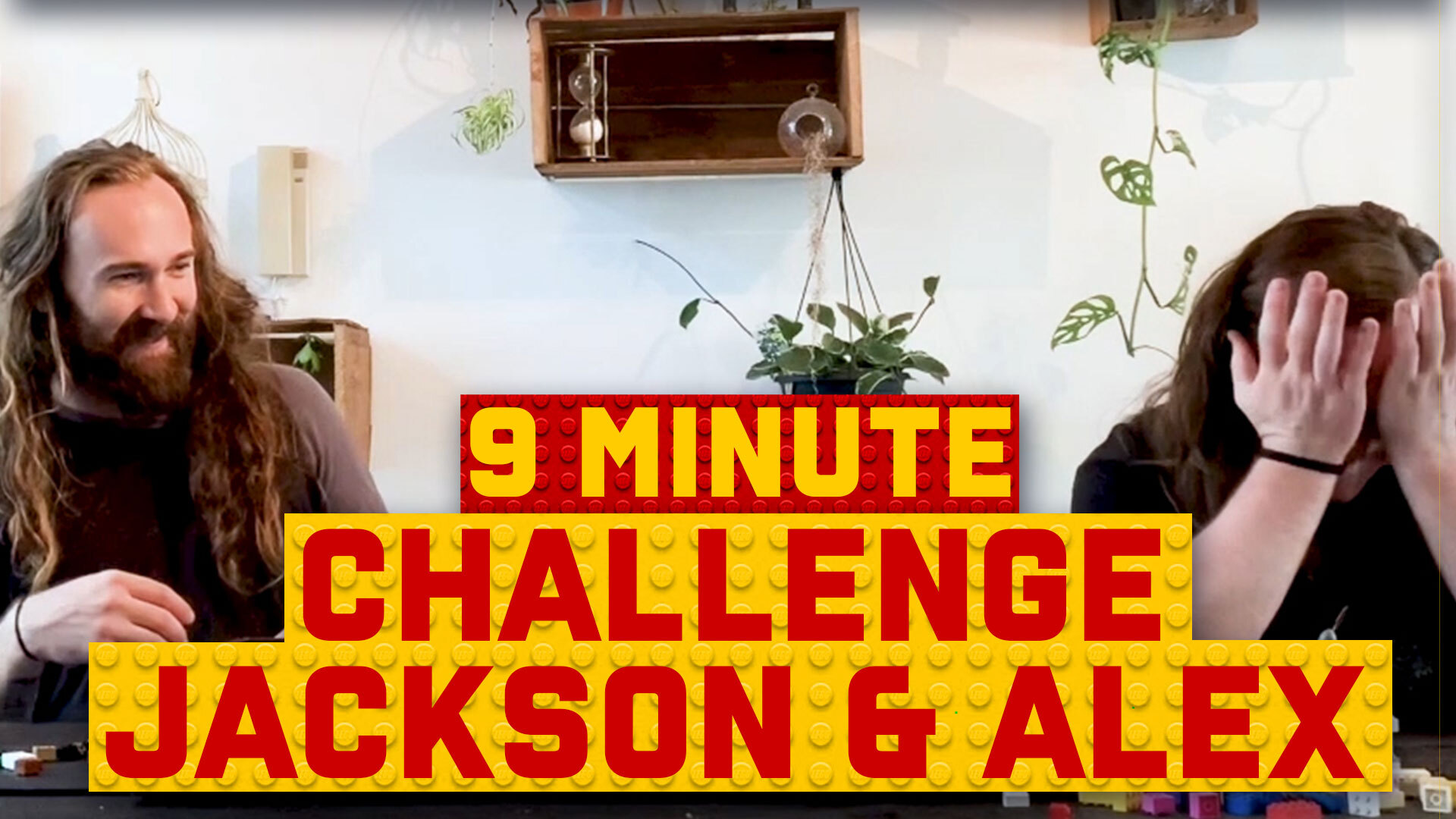 9-Minute Speed Build Challenge: Jackson and Alex