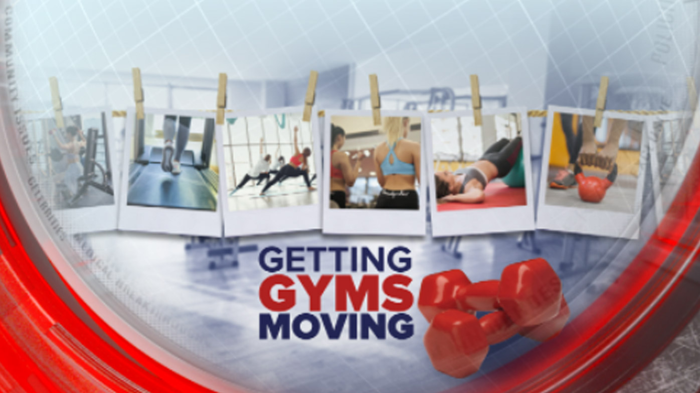 Getting gyms moving