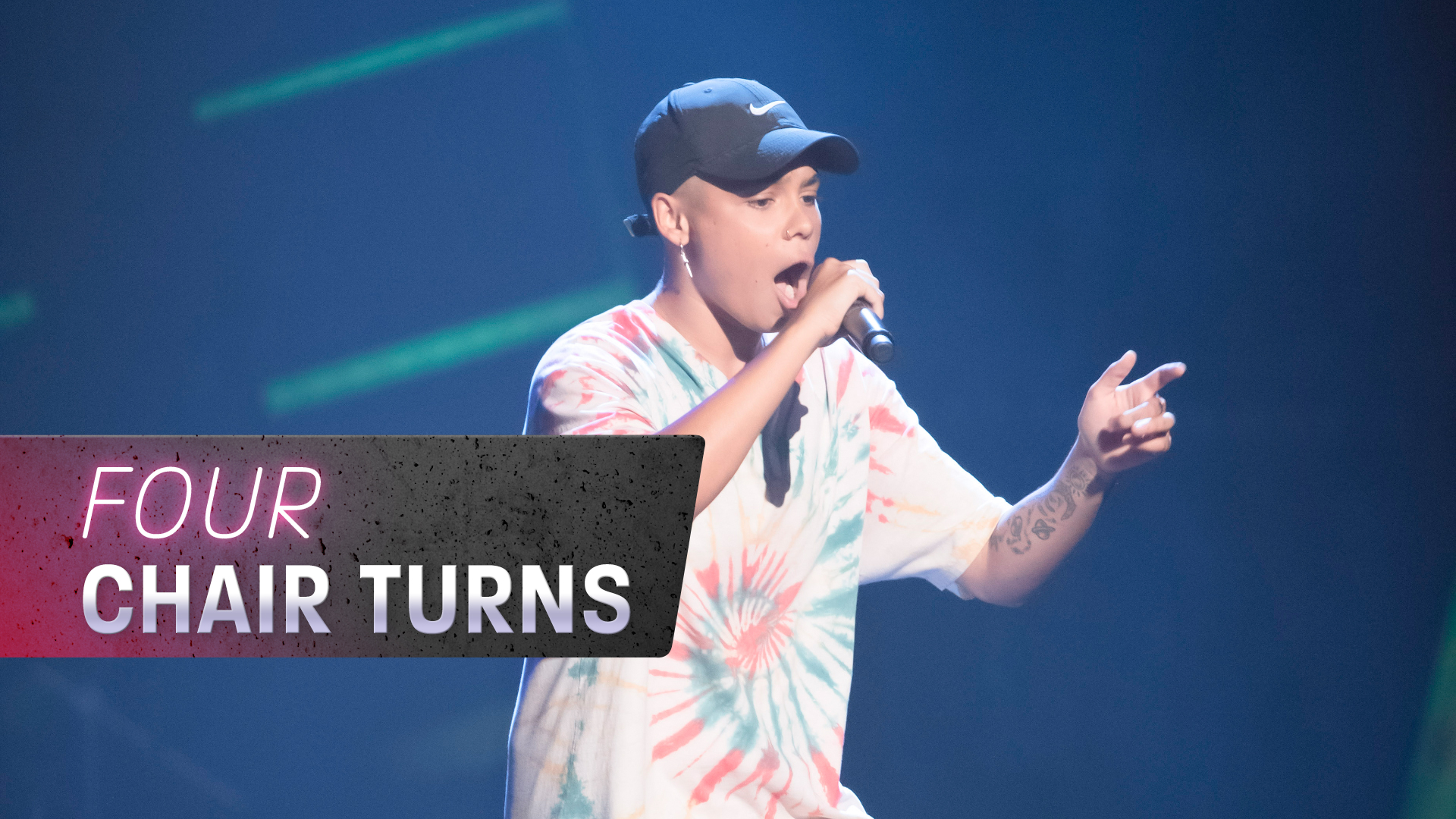 Blind Auditions: Siala Robson 'Other Than You'