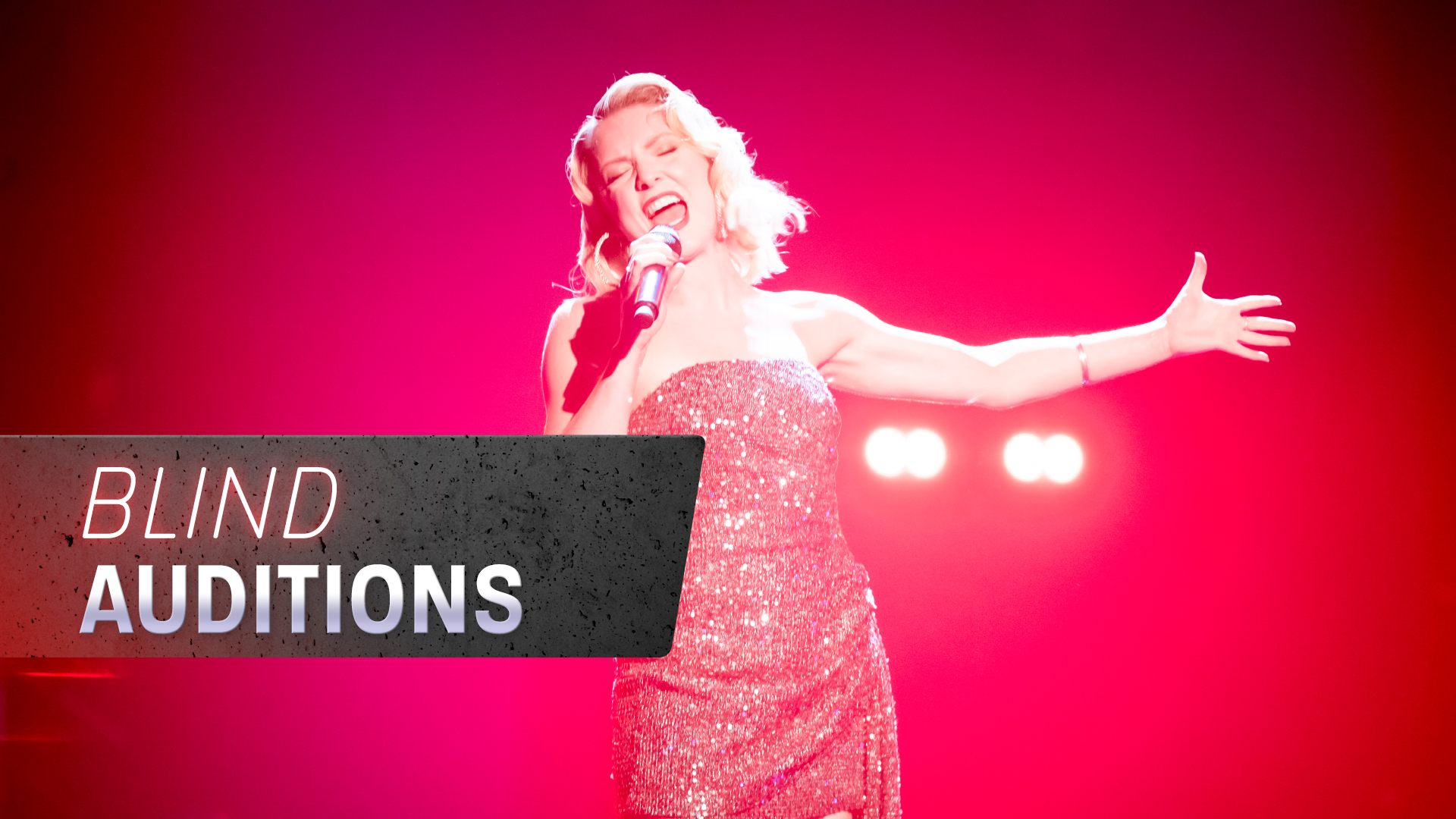 Blind Auditions: Kirby Burgess  'Maybe this Time'