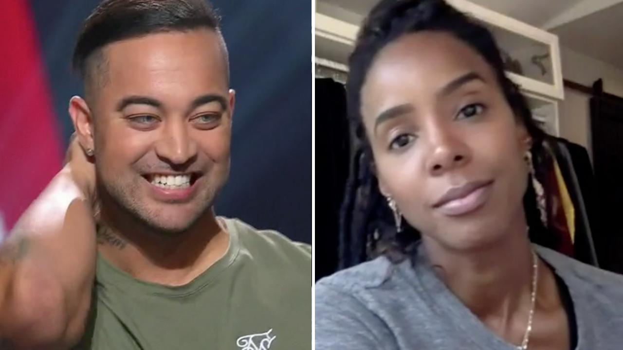 Kelly Rowland on accusation she 'stole' Guy Sebastian's brother