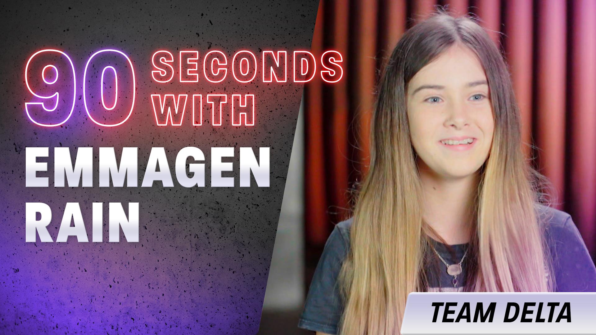 90 Seconds with Emmagen Rain