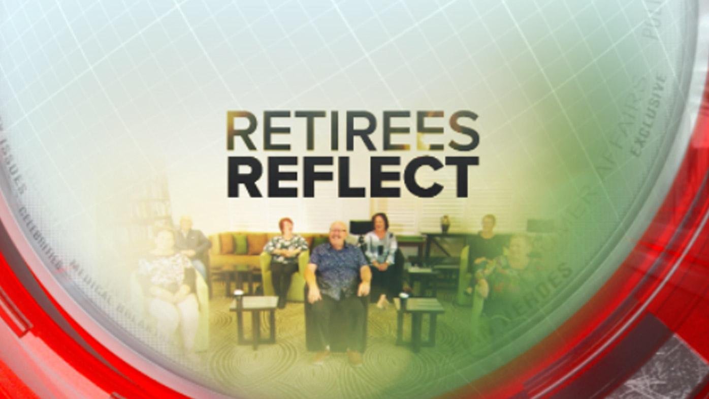Retirees reflect