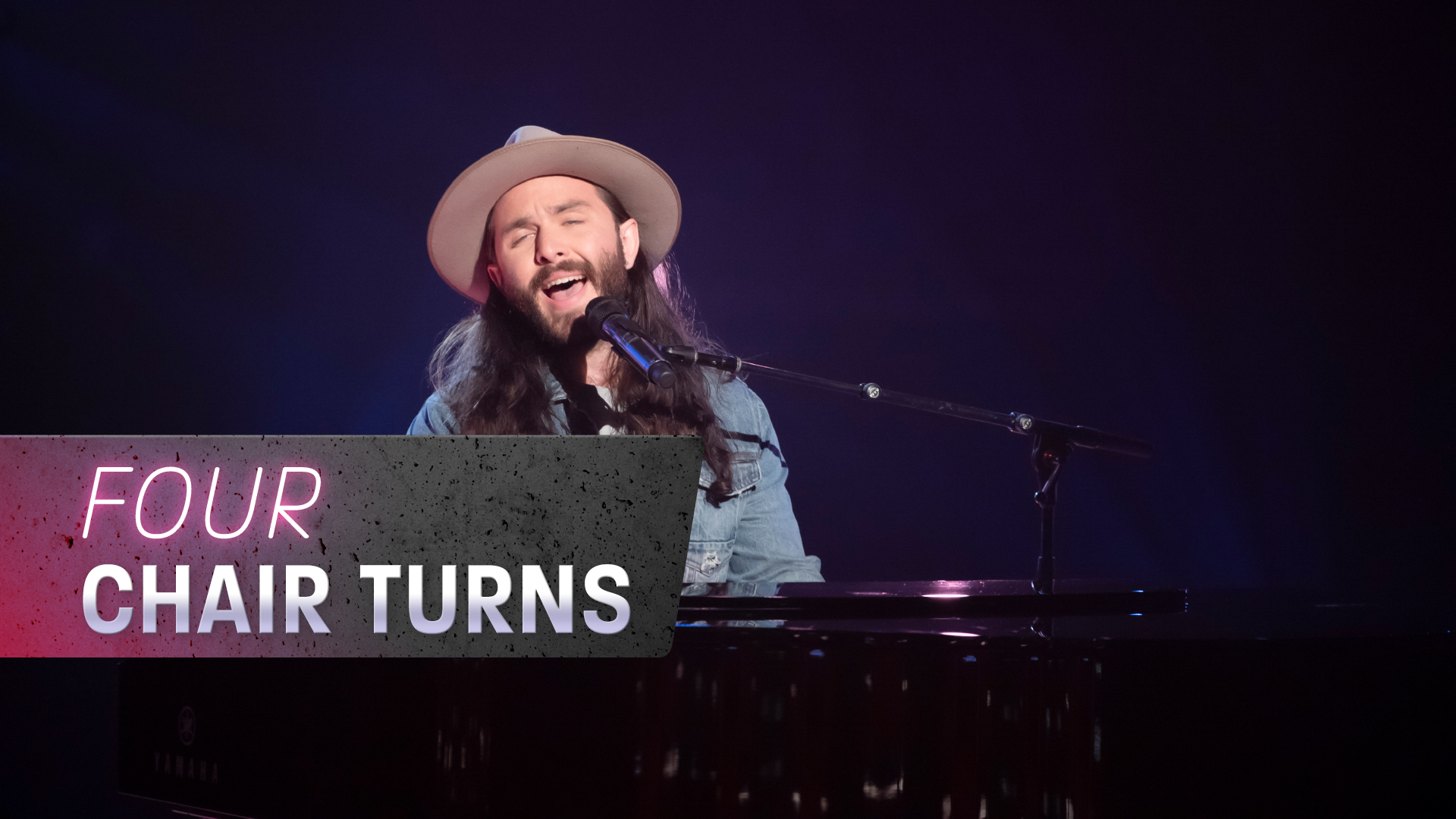 Blind Auditions: Alex Weybury 'Total Eclipse of the Heart'