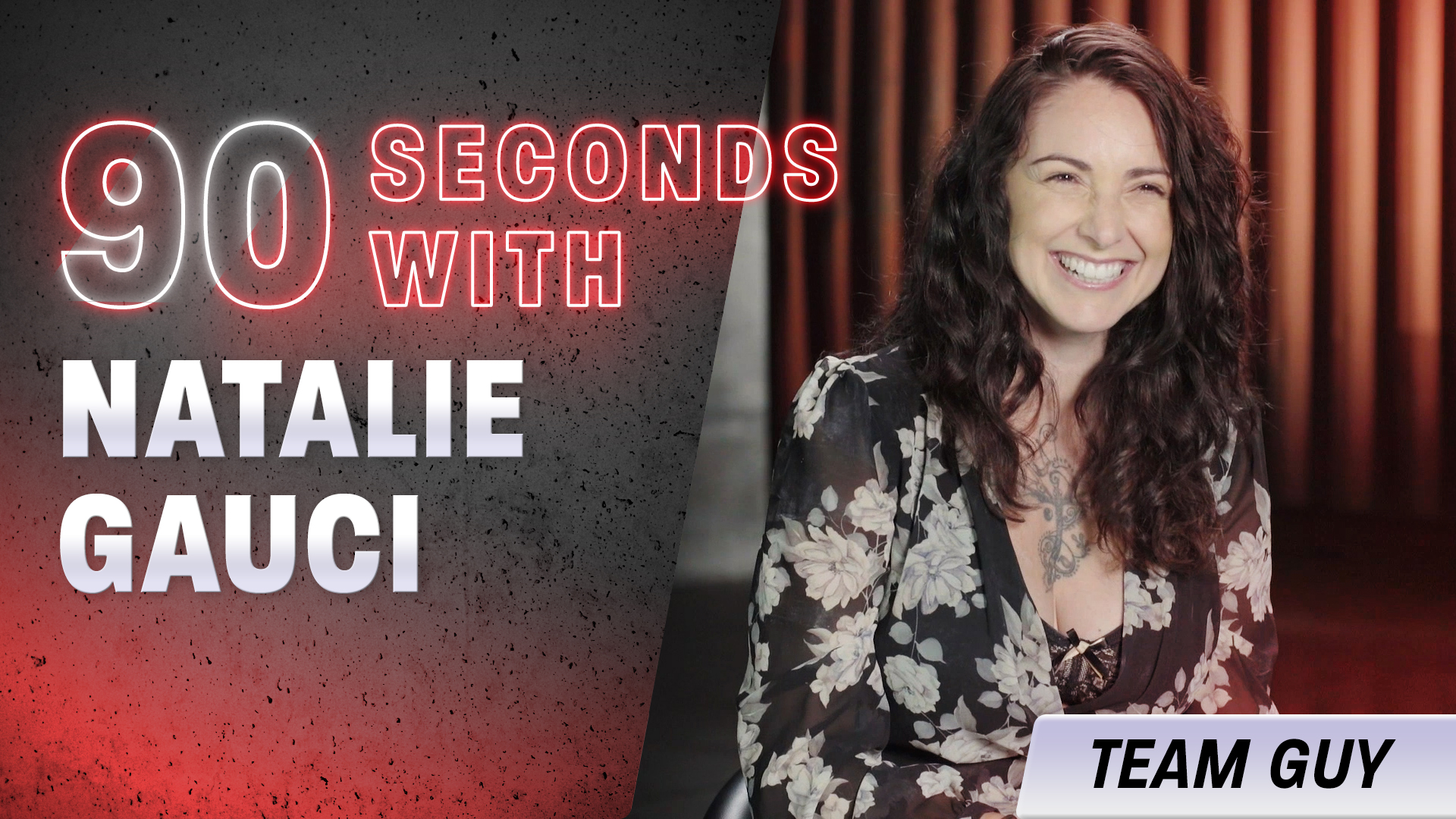 90 Seconds with Natalie Gauci