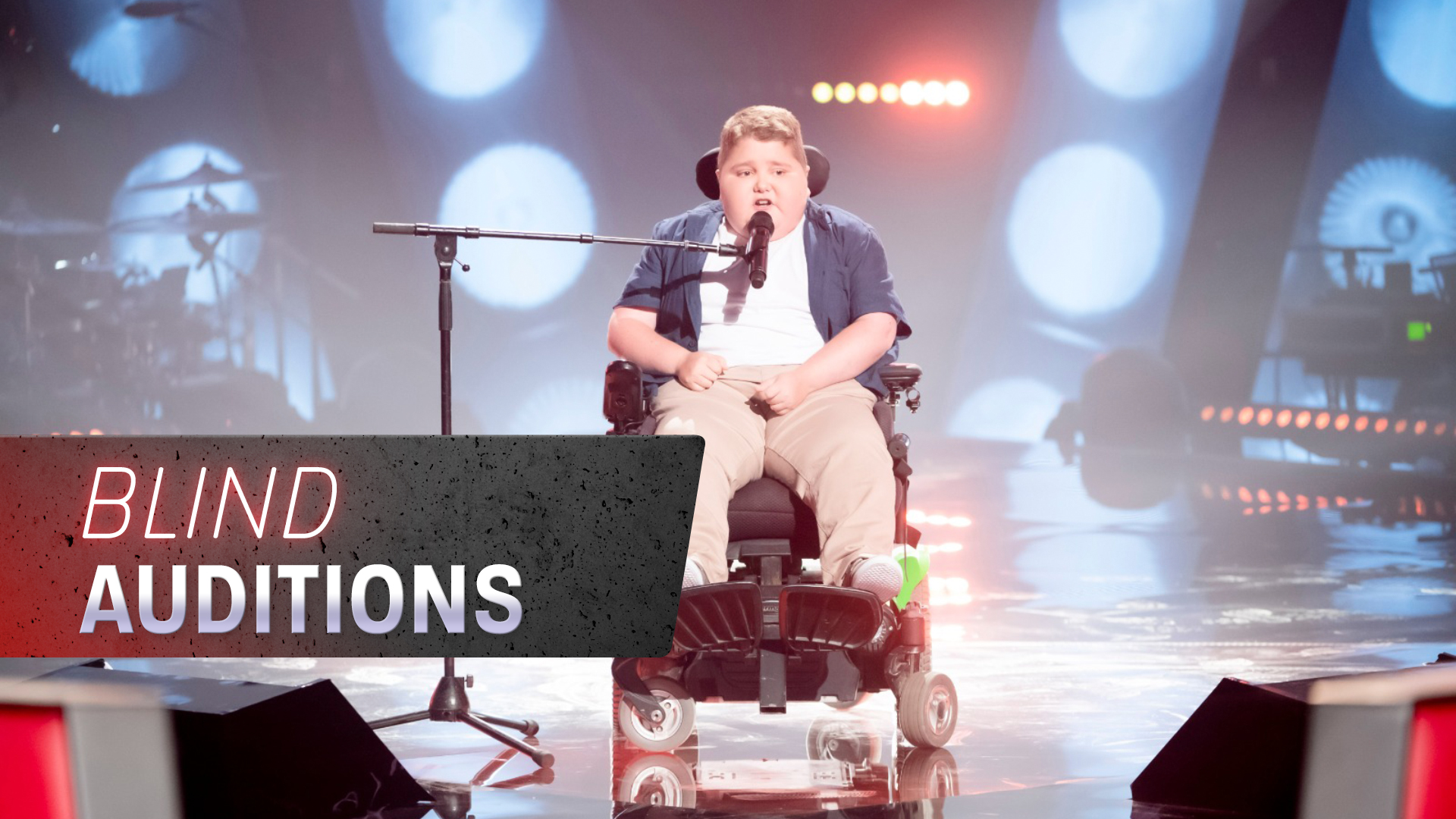 Blind Auditions: Dylan Marguccio 'I Want You Back'