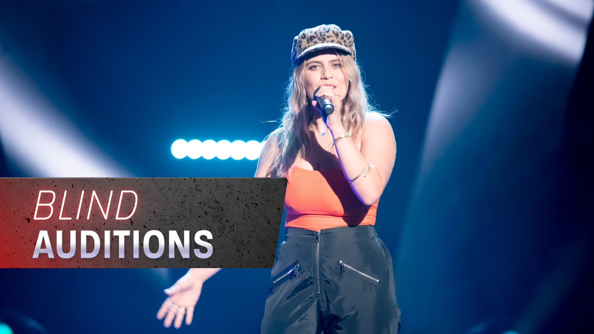 Blind Auditions: Elishia Semaan 'Never Really Over'