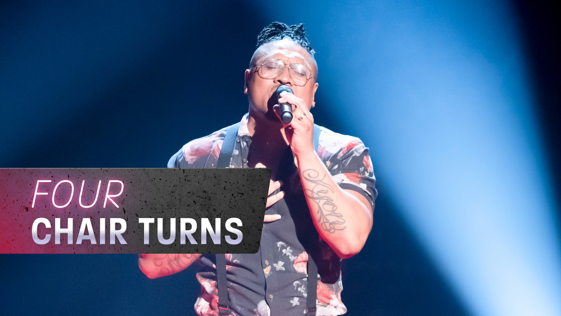 Blind Auditions: Xy Latu 'Higher Ground'