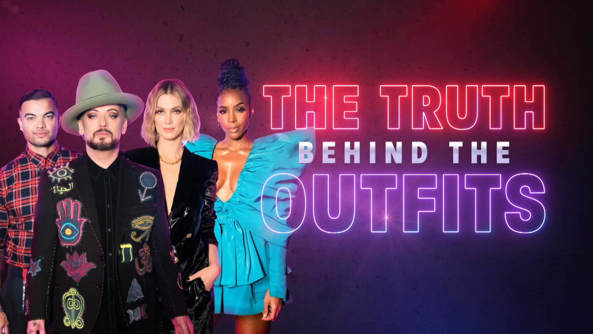 The Coaches reveal how they re-wear their Blind Audition outfits