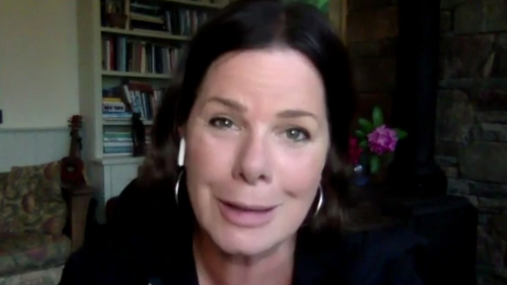 Marcia Gay Harden on what it's like being punked by Clint Eastwood