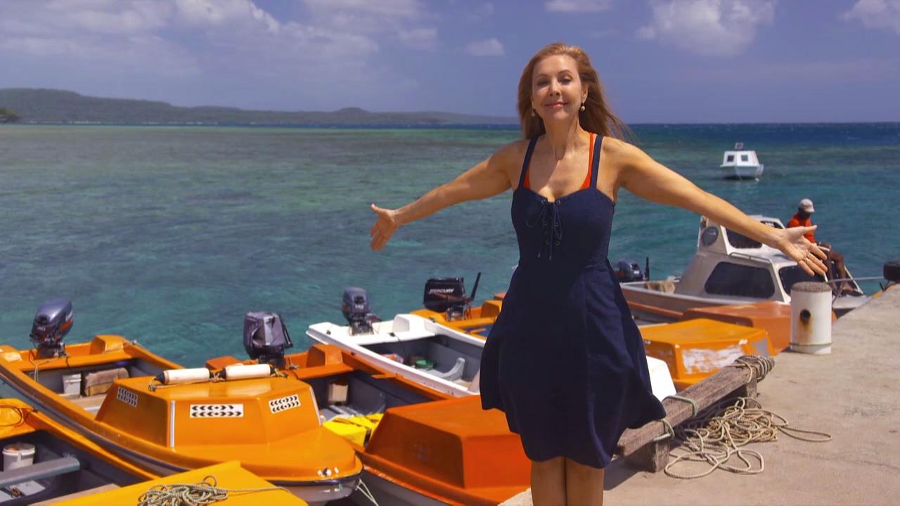 Pele Island Tour