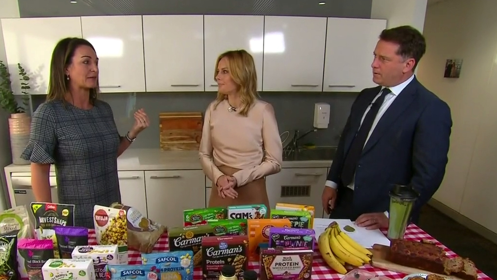 Healthy snacks that will help you beat the afternoon sugar slump