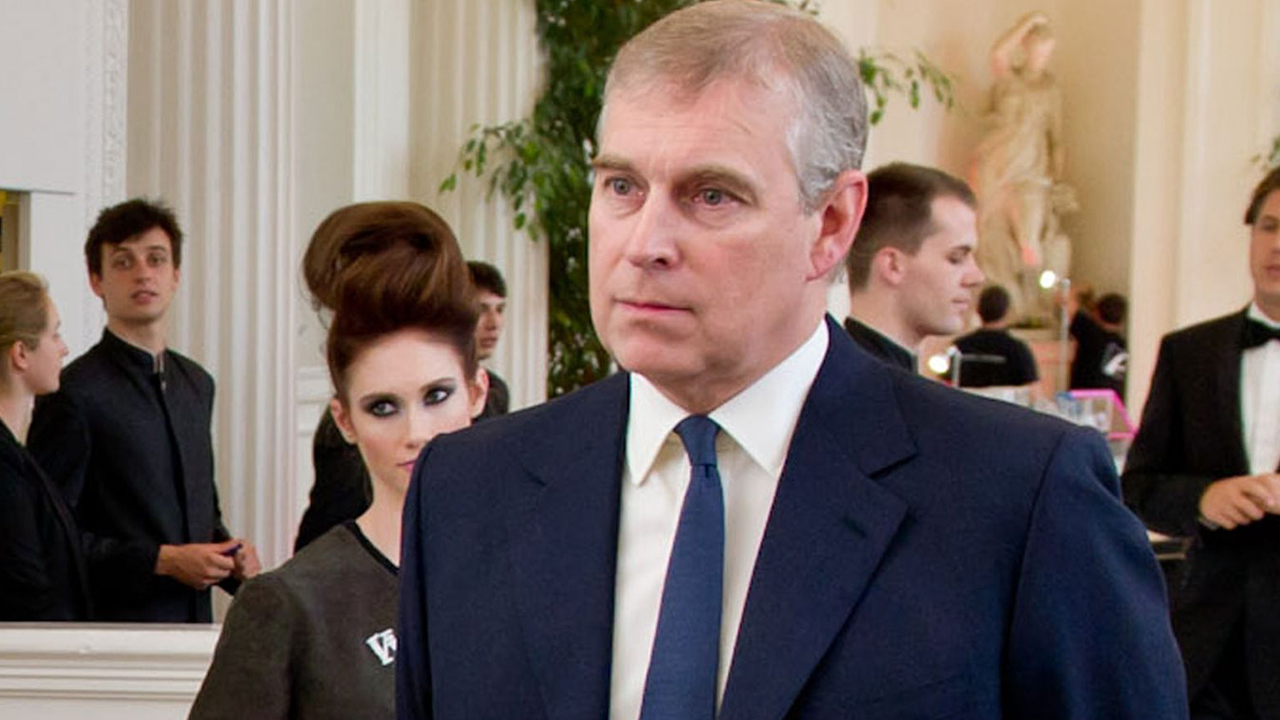 Prince Andrew hits out at claims he's not cooperating in Epstein case
