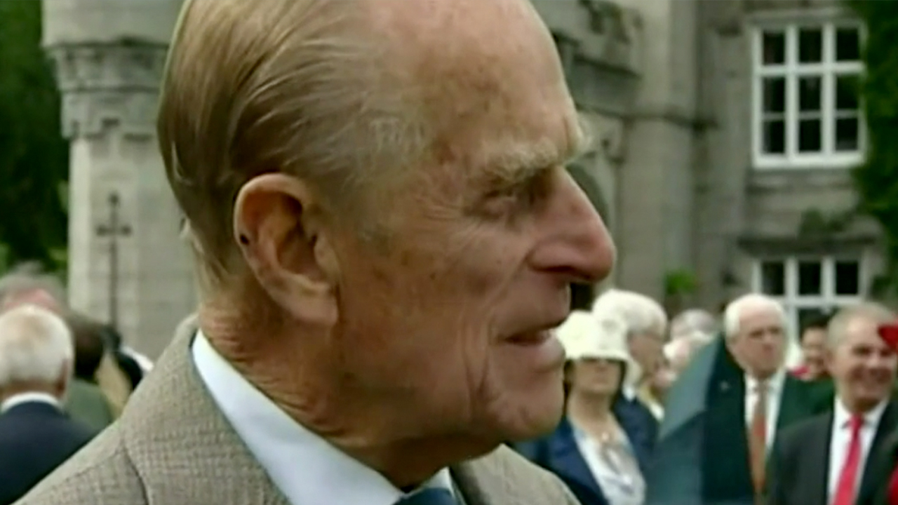 Prince Philip's most candid moments