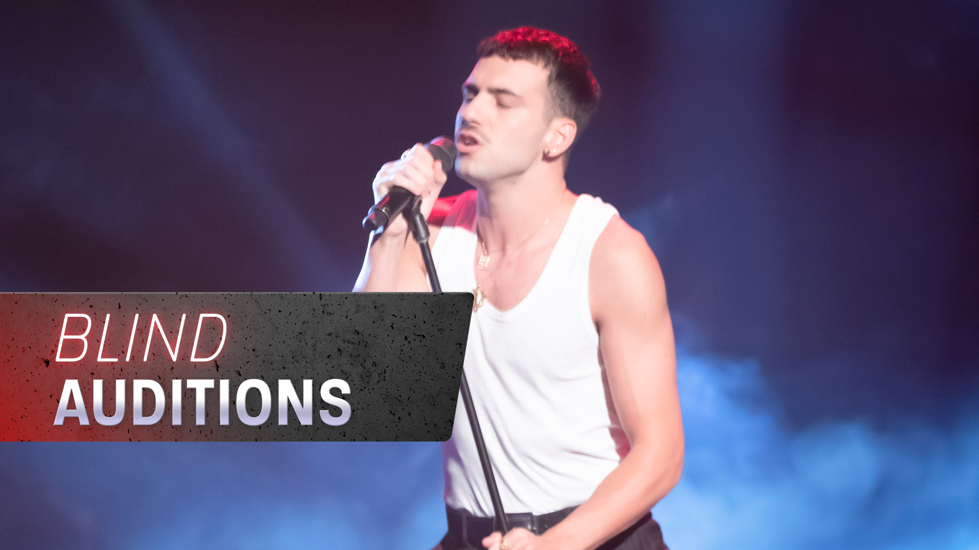 Blind Auditions: Nathan Isaac 'You Spin me Round'