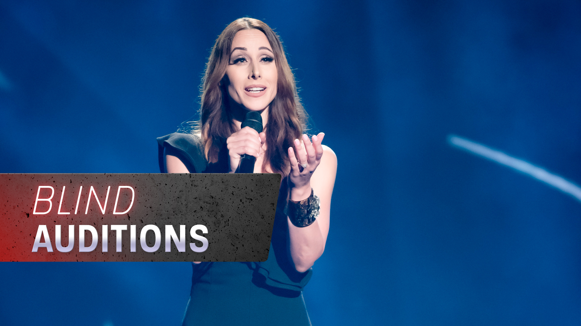 Blind Auditions: Clarissa Spata 'Nessun Dorma'