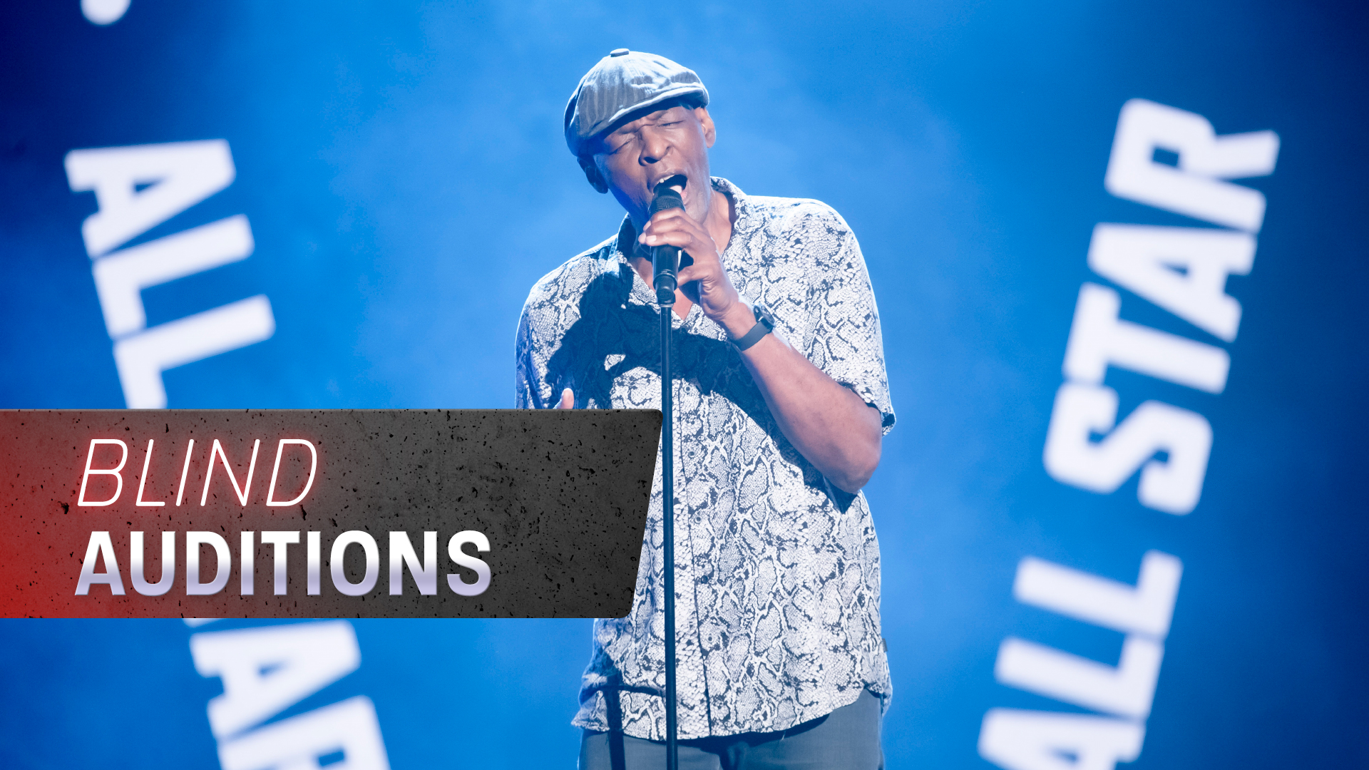 Blind Auditions: Steve Clisby 'Magic'