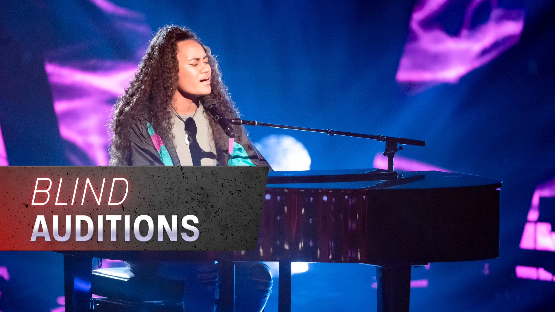 Blind Auditions: Sapphire Tamalemai ''Runnin' (Lose it All)'