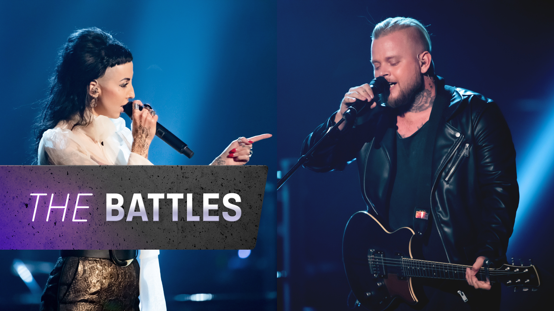 The Battles: Stellar vs Matt 'Slide Away'