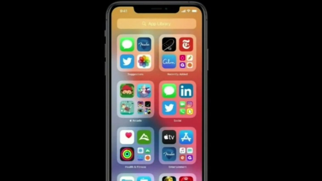 iPhone homescreen about to undergo big changes