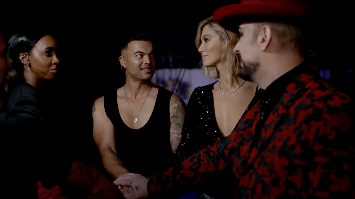 How did the Voice Coaches first meet?