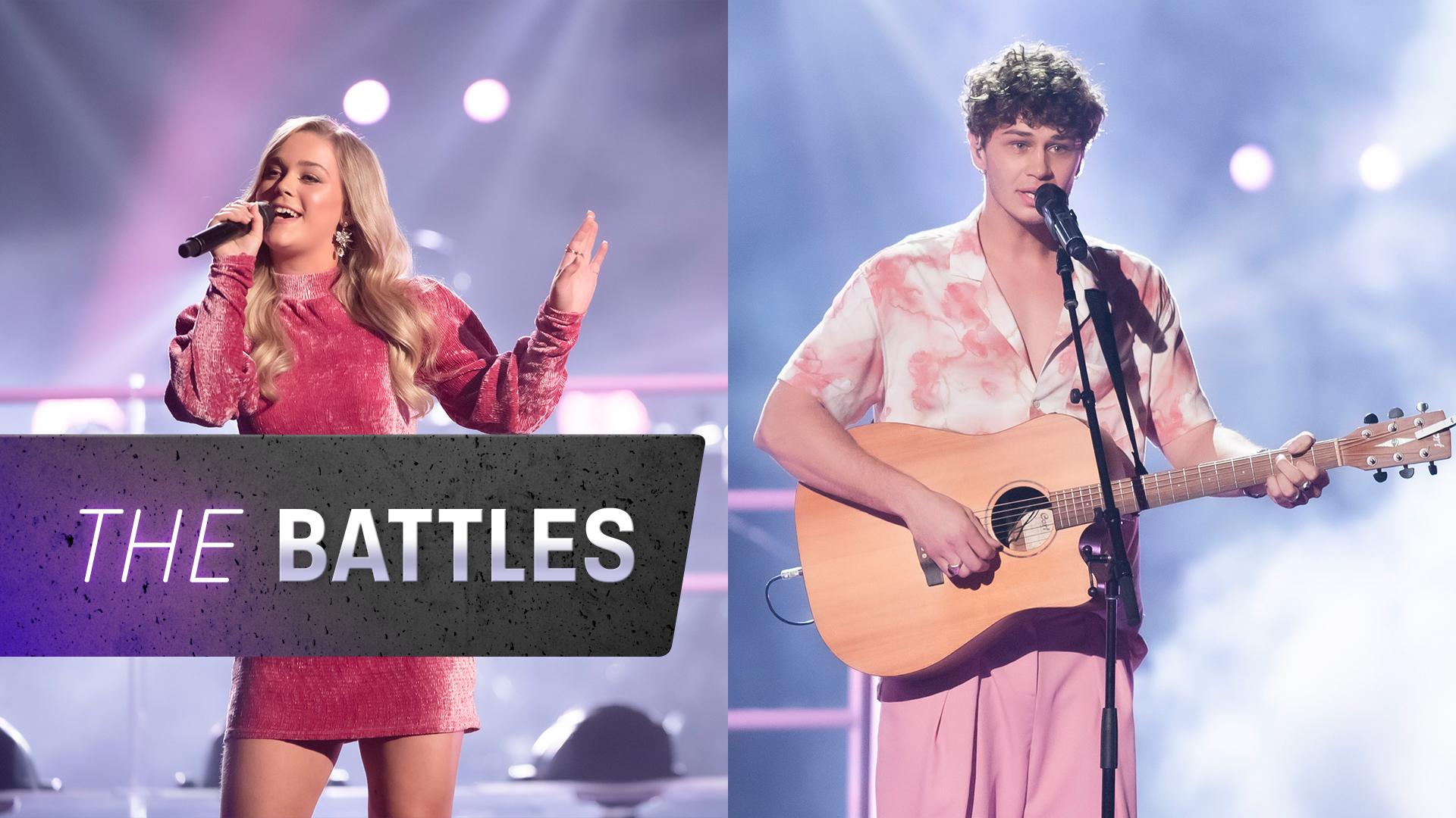 The Battles: Janie vs Matt 'Lover'