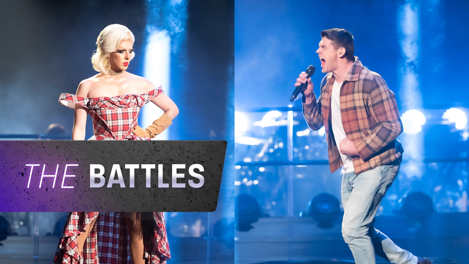 The Battles: Jimi the Kween vs Josh 'Love is a Battlefield'