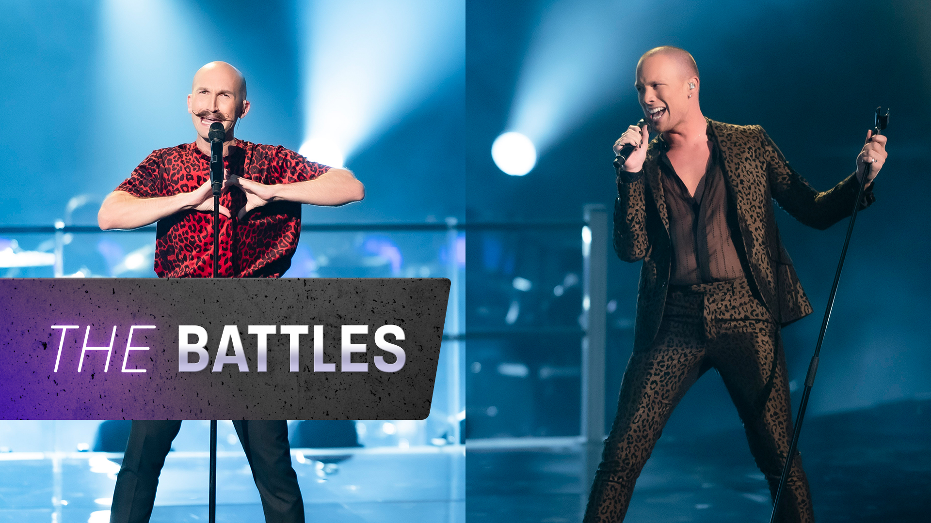 The Battles: Andy vs Caleb 'Bohemian Rhapsody'