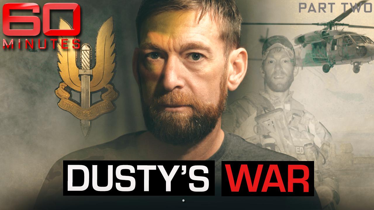 Dusty's war: part two