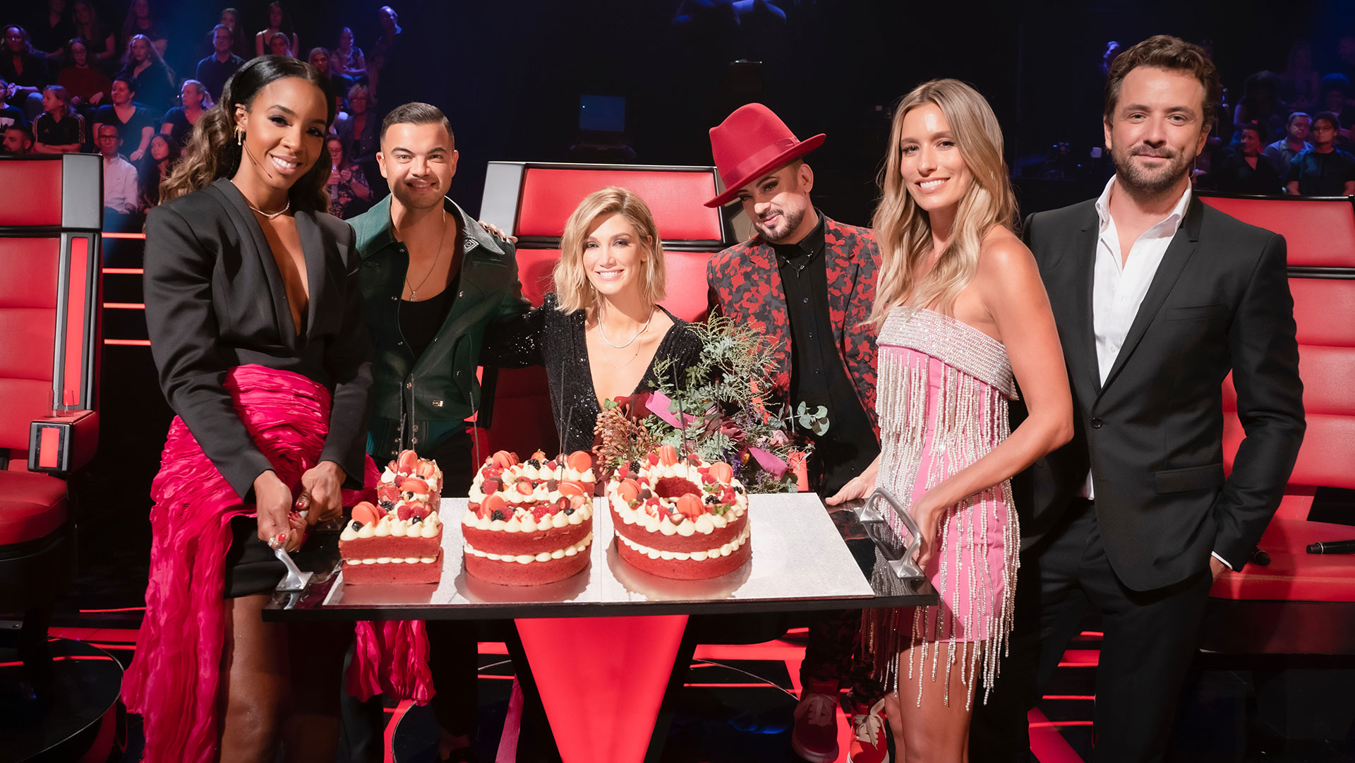 Take a look at some of the best and most powerful moments of Delta Goodrem on The Voice