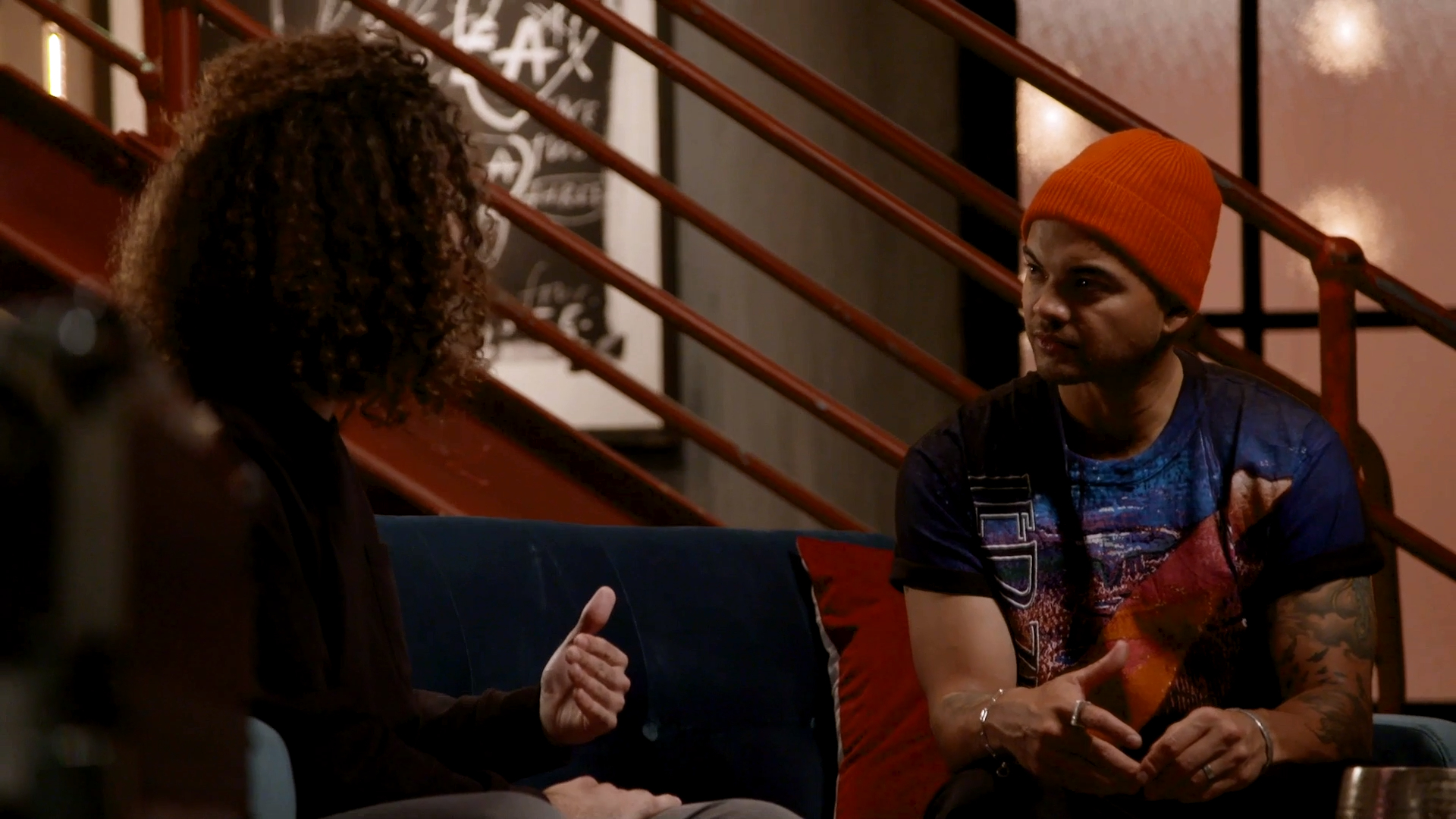 Extended Mentoring: Guy Sebastian opens up about his religious upbringing