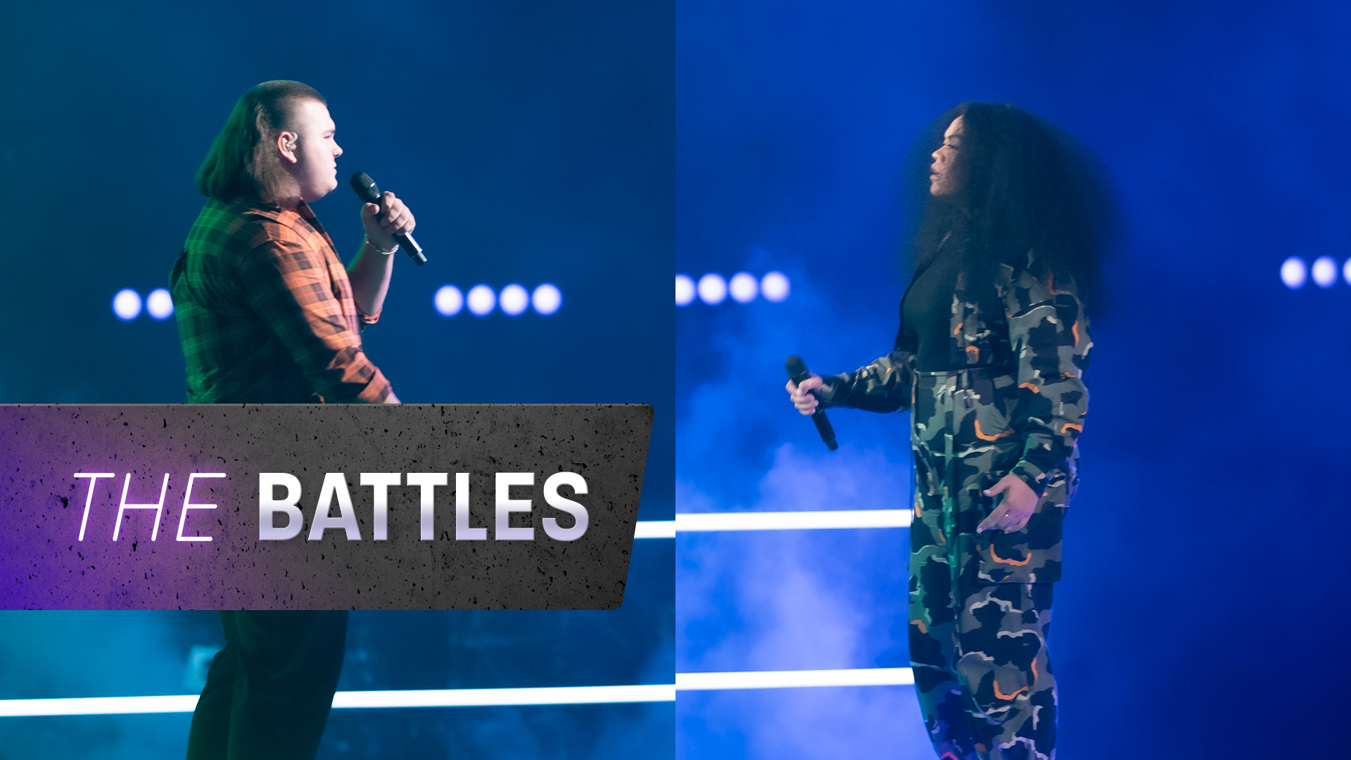 The Battles: Adam vs Elyse 'Wrecking Ball'