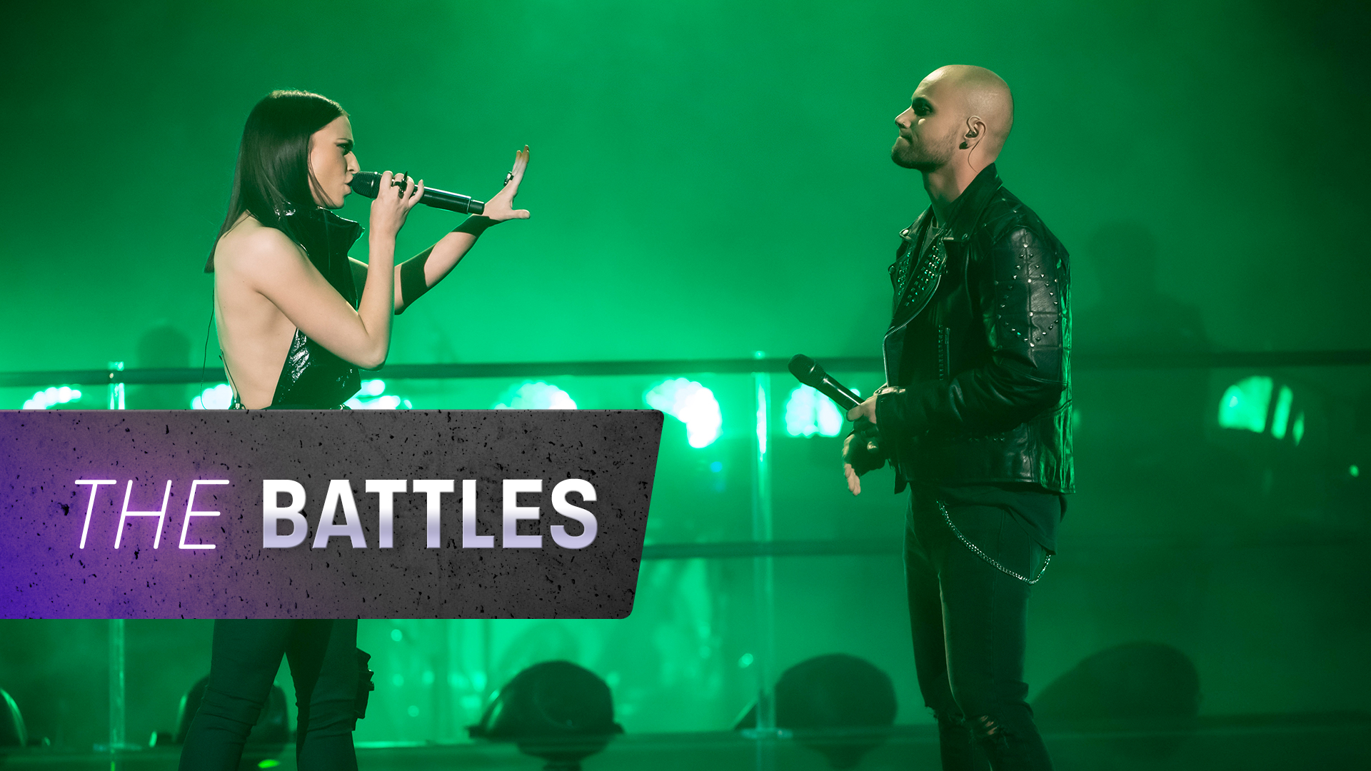 The Battles: Mark vs Emma 'You Oughta Know'