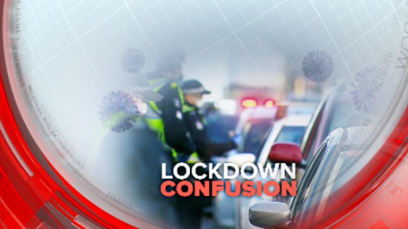 Lockdown farce