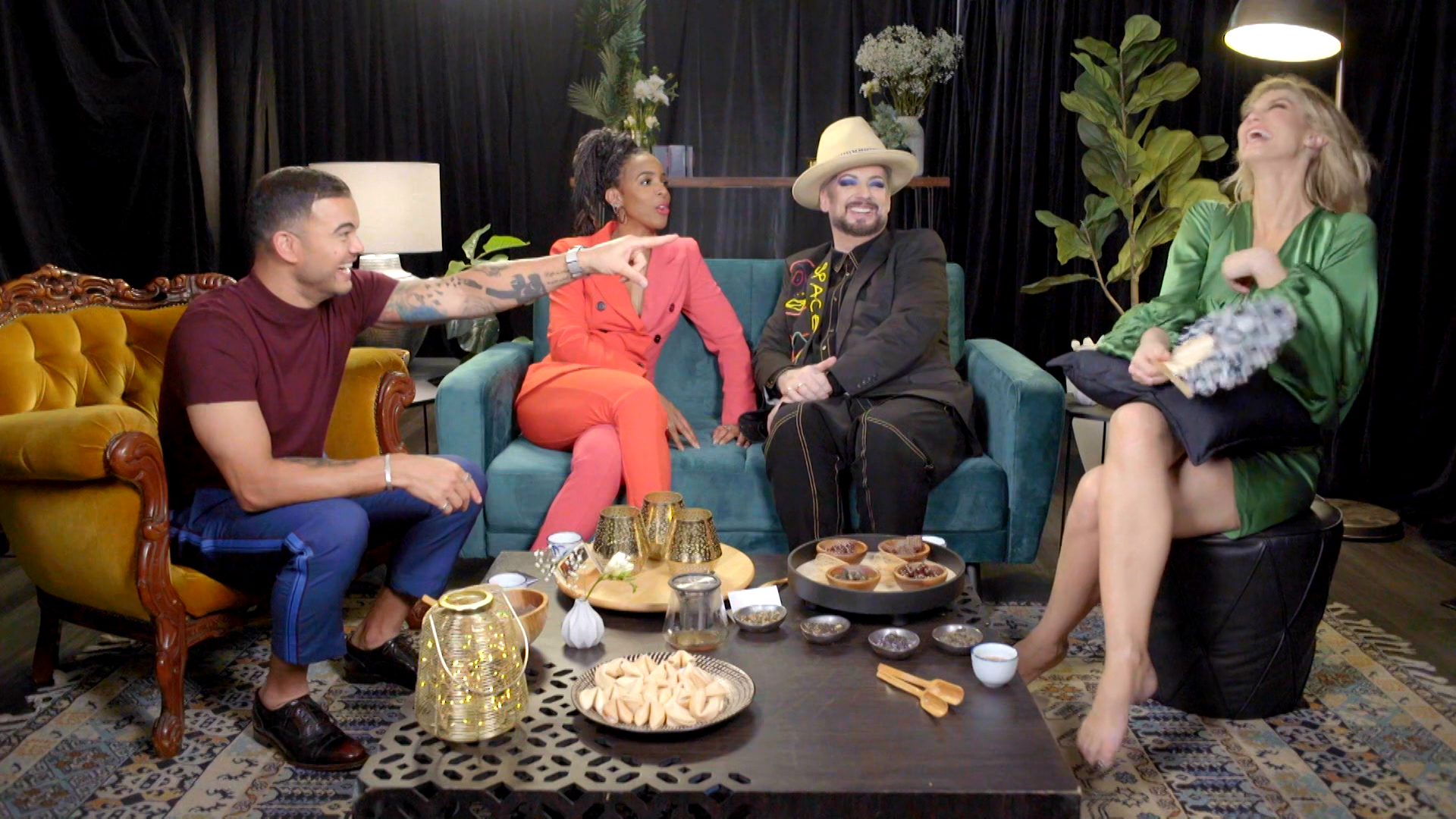 The Voice Coaches spill the tea on modern manners