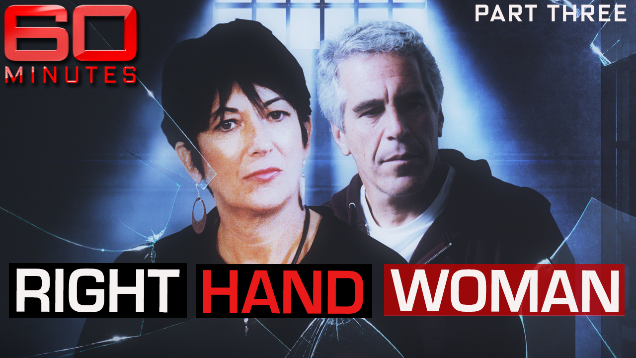 Right hand woman: Part three