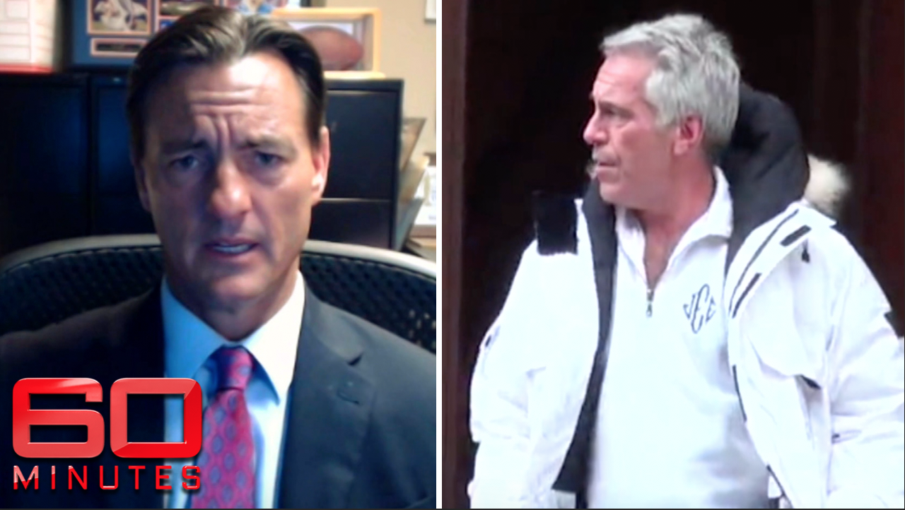 Lawyer Brad Edwards describes Jeffrey Epstein as a 'genius sociopath'