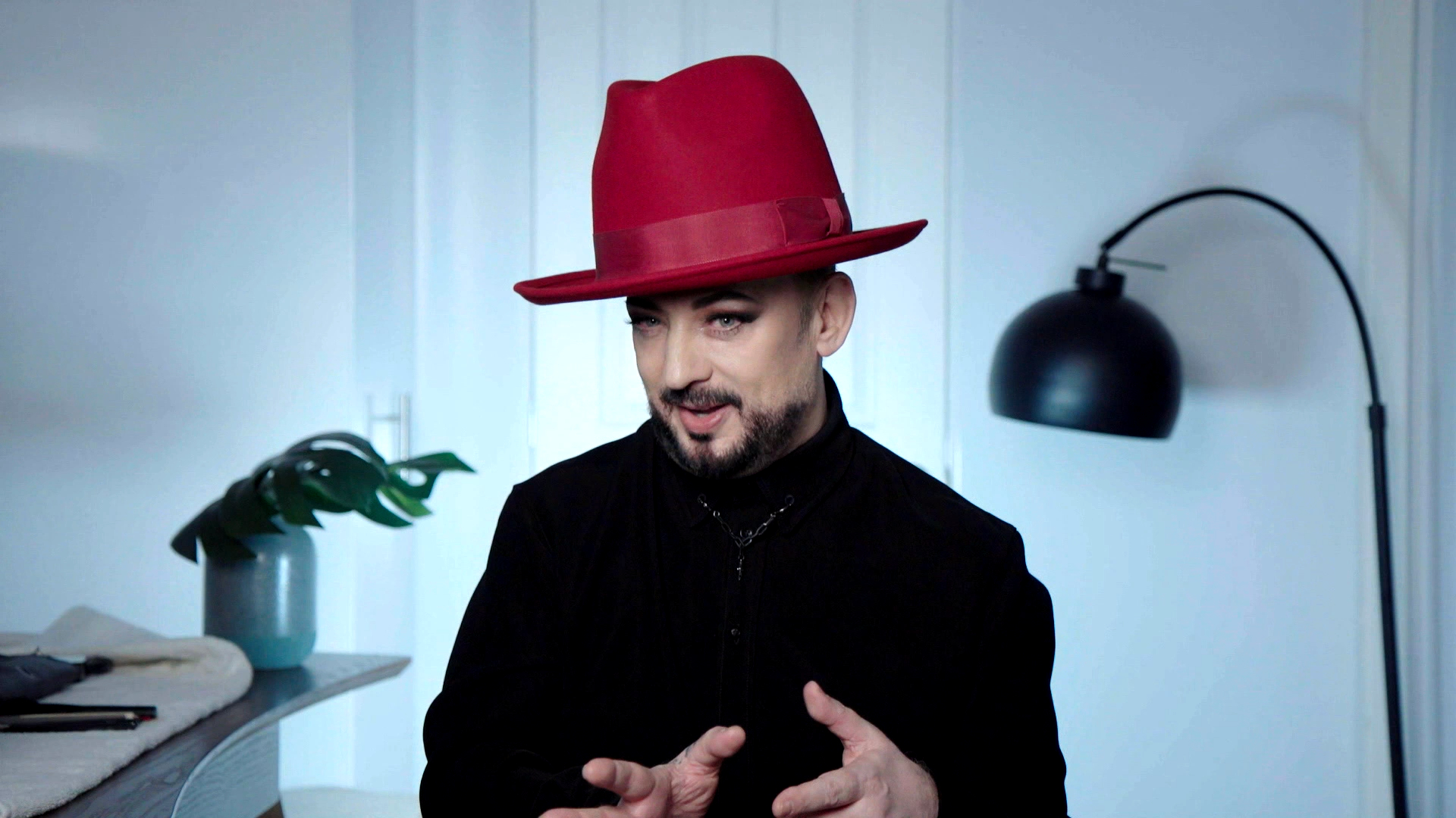 Boy George takes us deep into Coach horoscope theories