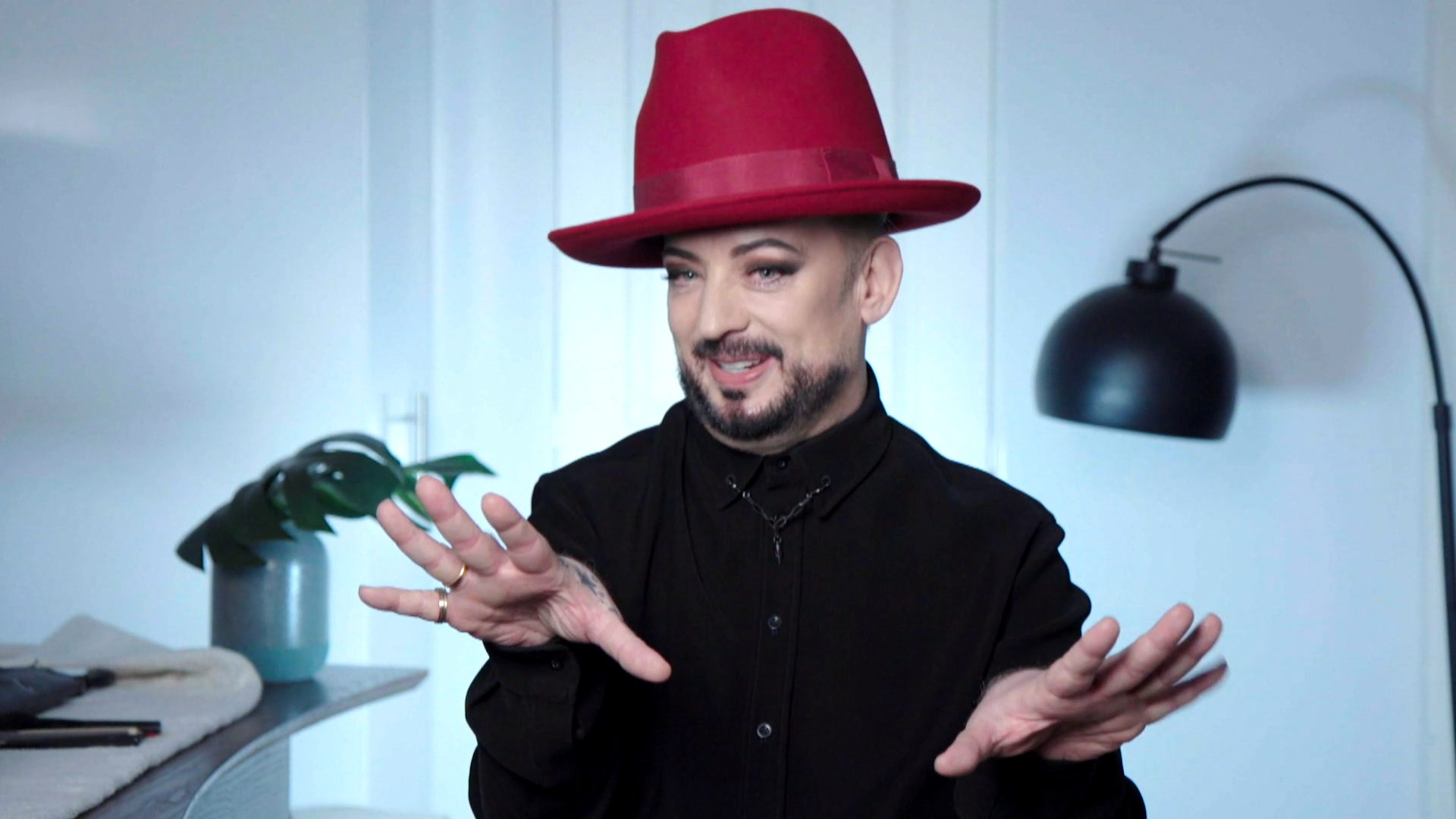 What music does Boy George listen to? Here's a peek at his playlist