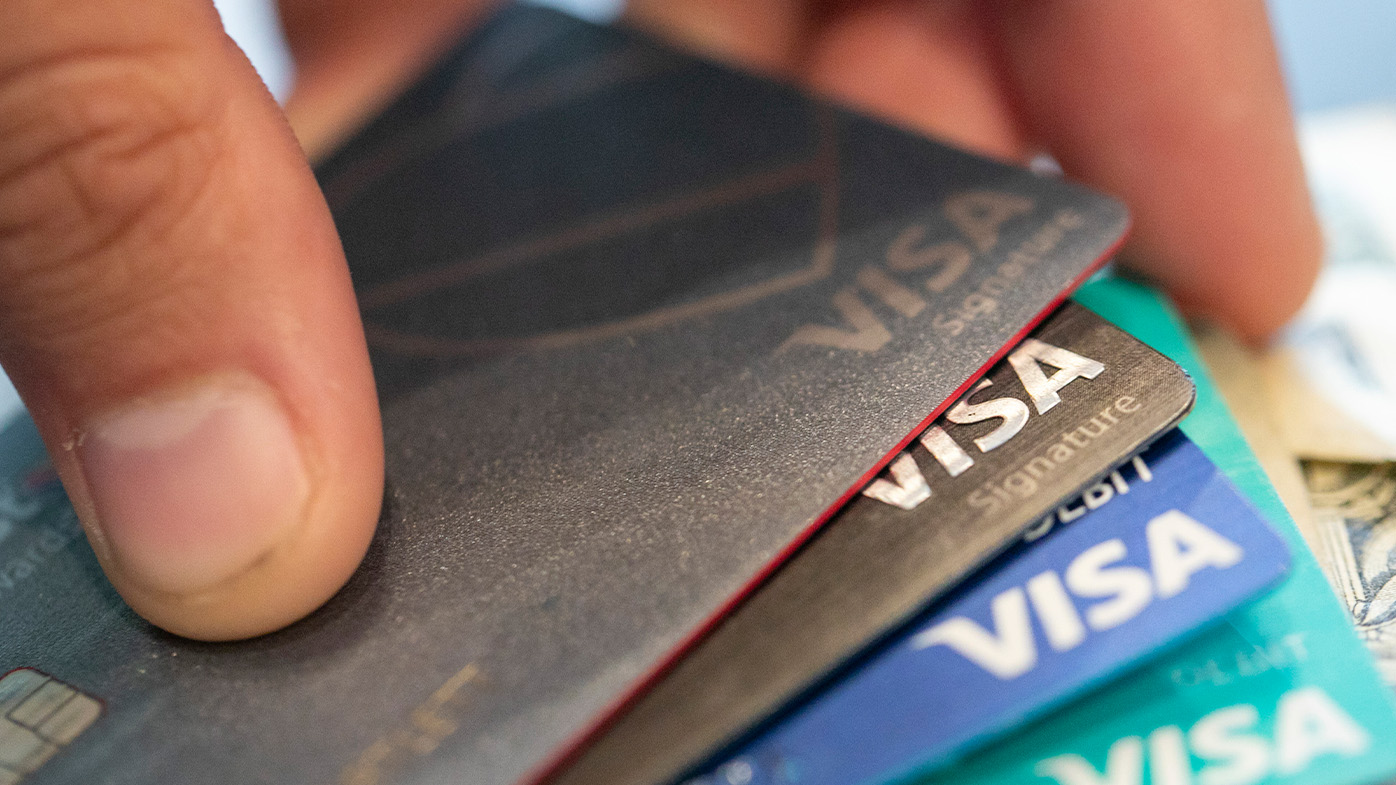 Ditching credit card debt